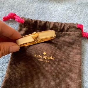 ♠️♠️♠️PRELOVED KATE SPADE BANGLE